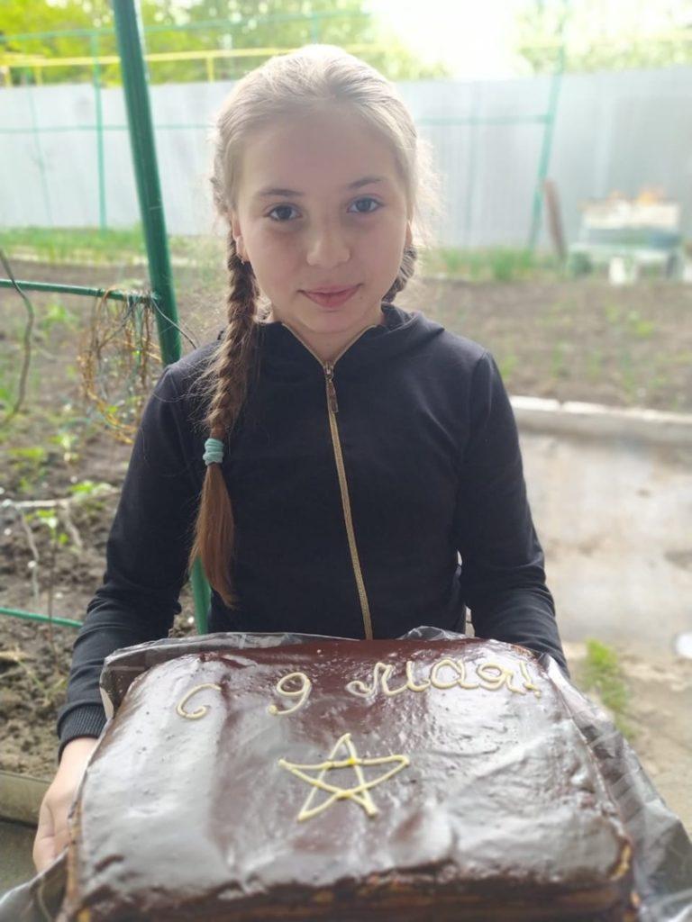 Lerka Stěšenko, 11, tanečnice, Alčevsk, LLR